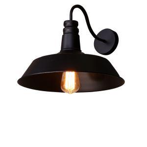 壁掛けライト ウォールランプ 玄関照明 階段照明 ブラケット 北欧 1灯 CYBD014