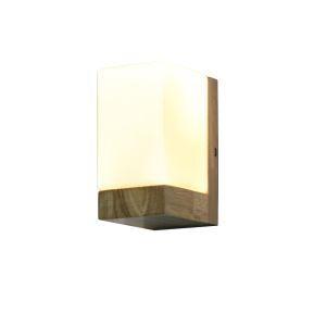 壁掛けライト ウォールランプ 玄関照明 階段照明 ブラケット 北欧 1灯 CYBD115