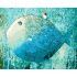 【天才画家】DIY手描き絵画 塗り絵 ハンドメイド絵画 油絵具セット付き 睡眠魚 40*50