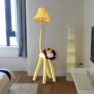 フロアスタンド スタンドライト スタンド照明器具 ライオン型照明