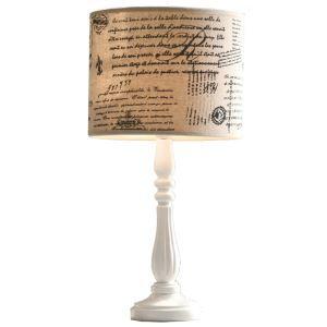 テーブルランプ 卓上照明 テーブルライト 読書灯 田舎風