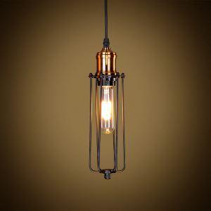 ペンダントライト 工業照明 天井照明 照明器具 アンティーク 1灯 CY-DD-034