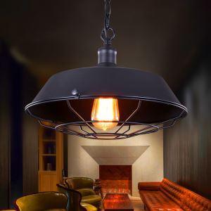 ペンダントライト 工業照明 玄関照明 レトロな照明器具 1灯 CY-DD-119A