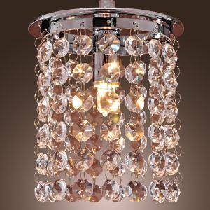 ペンダントライト クリスタル照明 天井照明 照明器具 1灯