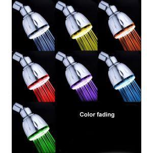 7色LEDハンドシャワー シャワー水栓 シャワー製品 アーム付き