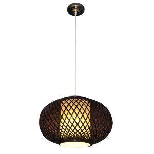 ペンダントライト アジアン照明 天井照明 照明器具 食卓 寝室 和風 1灯