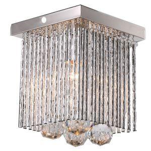 【送料無料】シーリングライト クリスタル照明 玄関照明 天井照明 1灯 HL012
