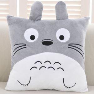 ぬいぐるみ 抱き枕 クッション 飾り物 となりのトトロ 毛布付 誕生日プレゼント