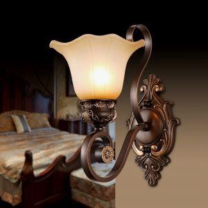 壁掛けライト ウォールランプ ブラケット 照明器具 アンティーク 1灯 BEH300721