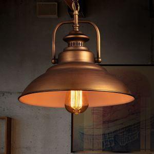 ペンダントライト 工業照明 天井照明 玄関照明 アンティーク 1灯