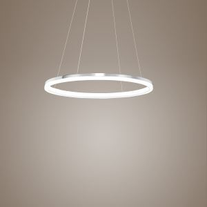 LEDペンダントライト 照明器具 リビング照明 店舗照明 一環 エンゼル環 LED対応 D40cm CI246