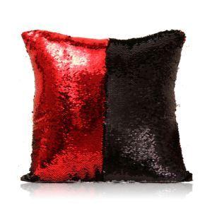 スパンコール クッションカバー 抱き枕カバー ゴージャス感 DIY描き 両色 キラキラ 19-DP-018