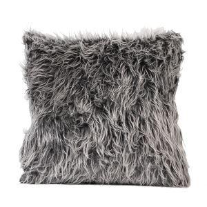 クッションカバー 抱き枕カバー フワフワ 人工毛皮 北欧風 20DP011
