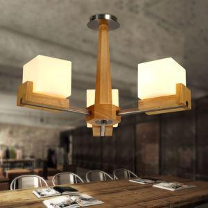 シャンデリア インテリア照明 和風照明 照明器具 天井照明 3灯
