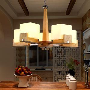 シャンデリア インテリア照明 和風照明 照明器具 天井照明 5灯