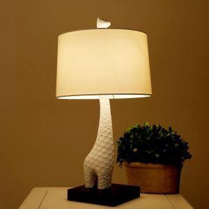 テーブルランプ 卓上照明 テーブルライト キリン型 1灯