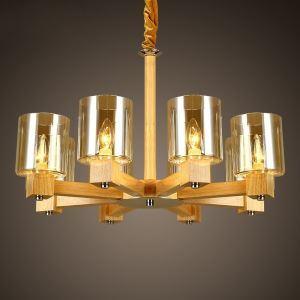 シャンデリア 北欧照明 天井照明 インテリア照明 レトロ 8灯