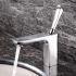 洗面蛇口 バス水栓 浴室蛇口 混合水栓 水道金具 クロム FTTB050