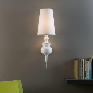壁付けライト ウォールランプ ブラケット 間接照明 玄関照明 白色 1灯 H58cm