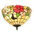 シーリングライト ティファニーライト ステンドグラス照明 玄関照明 2灯 D30cm LTFM004