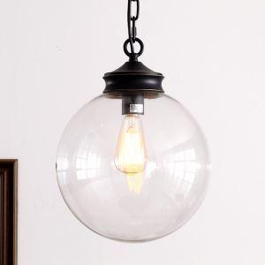 ペンダントライト 天井照明 ガラス製照明 玄関照明 1灯