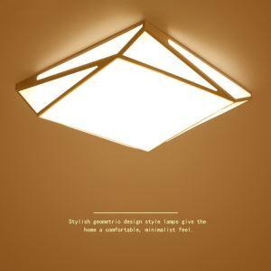 LEDシーリングライト リビング照明 照明器具 天井照明 おしゃれ照明 幾何柄 LED対応