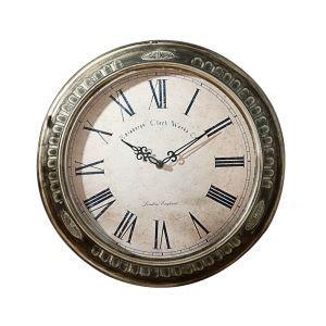 時計 壁掛け時計 静音時計 北欧 レトロ インテリア