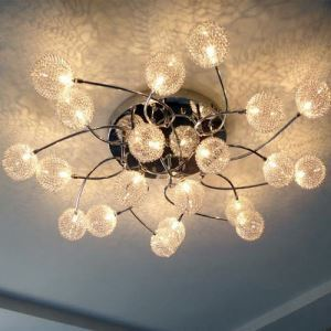 LEDシーリングライト 照明器具 インテリア照明 リビング照明 20灯 LED対応