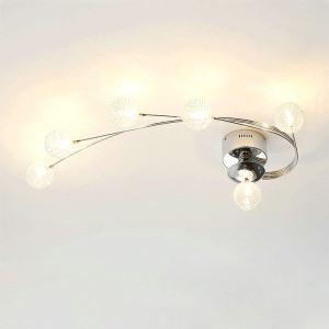 LEDシーリングライト 照明器具 リビング照明 インテリア照明 寝室照明 オシャレ6灯 LED対応