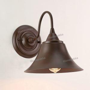 壁掛けライト ウォールランプ 玄関照明 ブラケット 照明器具 北欧風 アンティーク調 1灯