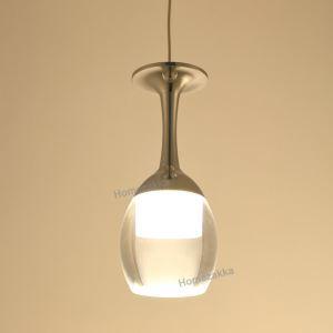 LEDペンダントライト 天井照明 玄関照明 照明器具 ワイングラス型 1灯 LED対応 LTB290455