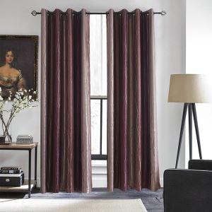 遮光カーテン オーダーカーテン 捺染 オシャレ 現代風 3級遮光カーテン(1枚)