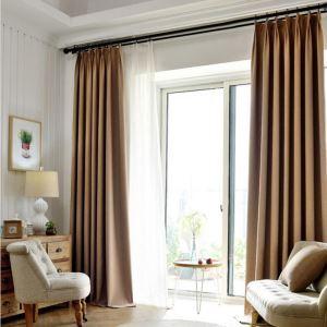 遮光カーテン オーダーカーテン 斜め柄 現代風 4色 1級遮光カーテン(1枚)