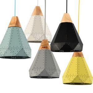 ペンダントライト 天井照明 北欧風照明 照明器具 玄関照明 1灯 5色 LT1006A