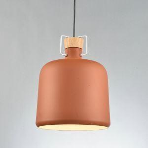 ペンダントライト 天井照明 北欧風照明 照明器具 玄関照明 1灯 D25cm LT1070A