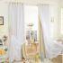 極細繊維カーテン オーダーカーテン 無地柄 現代風 1級遮光カーテン シアーカーテン付き ベージュ04(1枚)