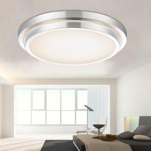 LEDシーリングライト 照明器具 リビング照明 天井照明 アクリル おしゃれ照明 2層 LED対応 FM011
