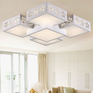 LEDシーリングライト 照明器具 リビング照明 天井照明 アクリル おしゃれ照明 桜ノ城 LED対応 FM022