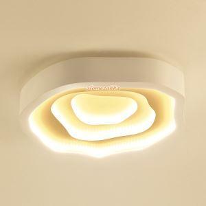 LEDシーリングライト 照明器具 天井照明 リビング用 寝室用 オシャレ雲型 LED対応 FM028 翌日発送
