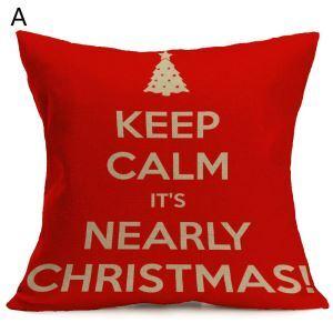 クッションカバー クリスマスシリーズ 抱き枕カバー 枕カバー Merry Christmas ギフト DP32480
