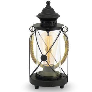 提灯 ランタン テーブルランプ 照明器具 玄関照明 アンティーク調 1灯