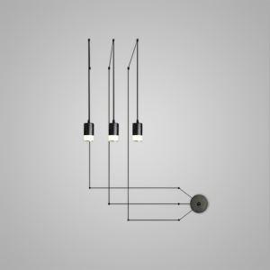 LEDペンダントライト 照明器具 リビング照明 店舗照明 オシャレ照明 個性的 LED対応 3灯