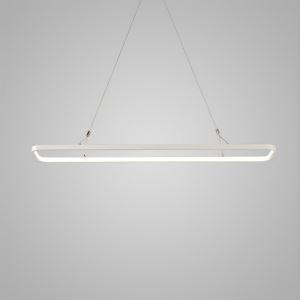 LEDペンダントライト 照明器具 リビング照明 店舗照明 オシャレ照明 方形 LED対応 L68cm