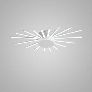 LEDシーリングライト 照明器具 天井照明 リビング用 寝室用 おしゃれ 太陽型 リモコン付 LED対応
