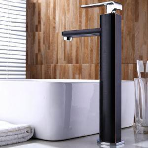 洗面蛇口 バス水栓 水道蛇口 冷熱混合水栓 ORB アンティーク HYS466