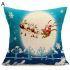 クッションカバー クリスマスシリーズ 抱き枕カバー 枕カバー Merry Christmas ギフト DP32485