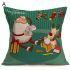 クッションカバー クリスマスシリーズ 抱き枕カバー 枕カバー Merry Christmas ギフト DP32491