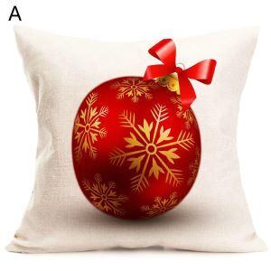 クッションカバー クリスマスシリーズ 抱き枕カバー 枕カバー Merry Christmas ギフト DP32497