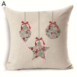 クッションカバー クリスマスシリーズ 抱き枕カバー 枕カバー Merry Christmas ギフト DP33516