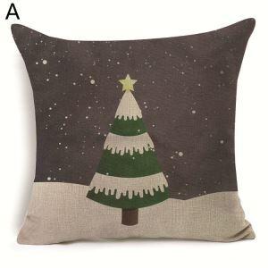 クッションカバー クリスマスシリーズ 抱き枕カバー 枕カバー Merry Christmas ギフト DP33518